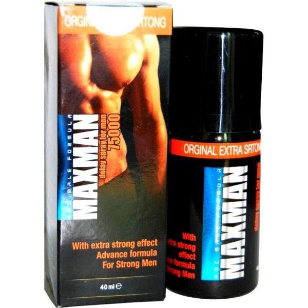 Maxman Delay Spray
