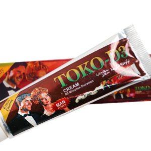 Toko D3 Delay Cream