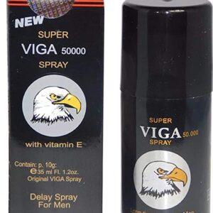 New Super Viga 50000 Delay Spray