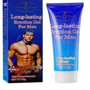 Long Lasting Erection Gel for Men