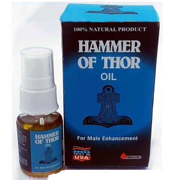 Hammer Thor Oil